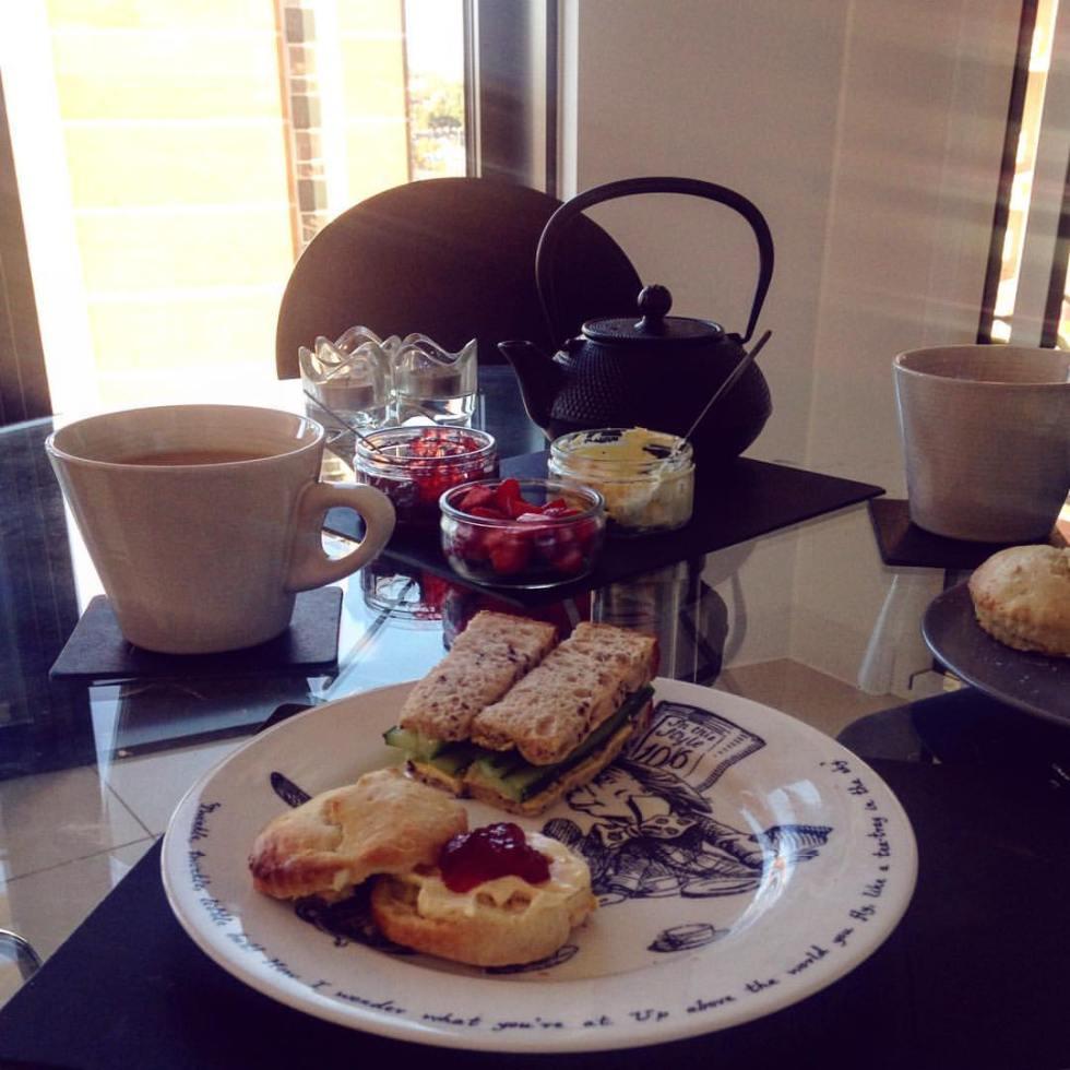 cream tea recipe scones