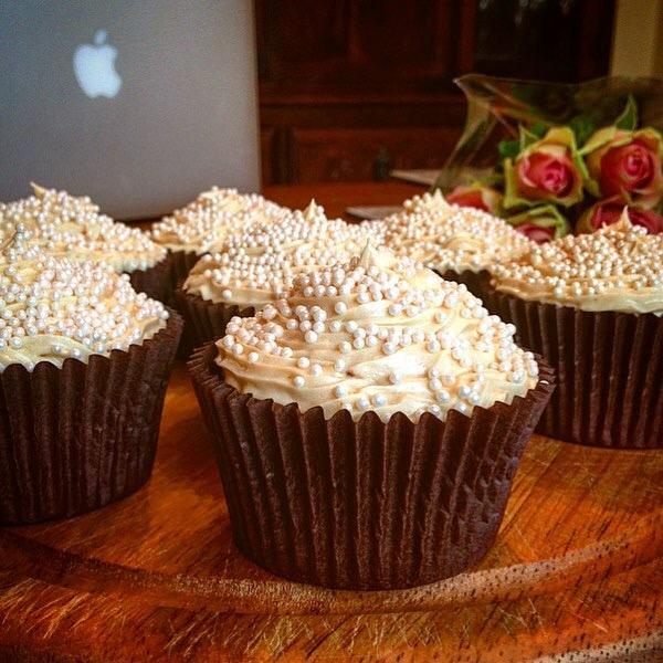 salted caramel cupcake recipe