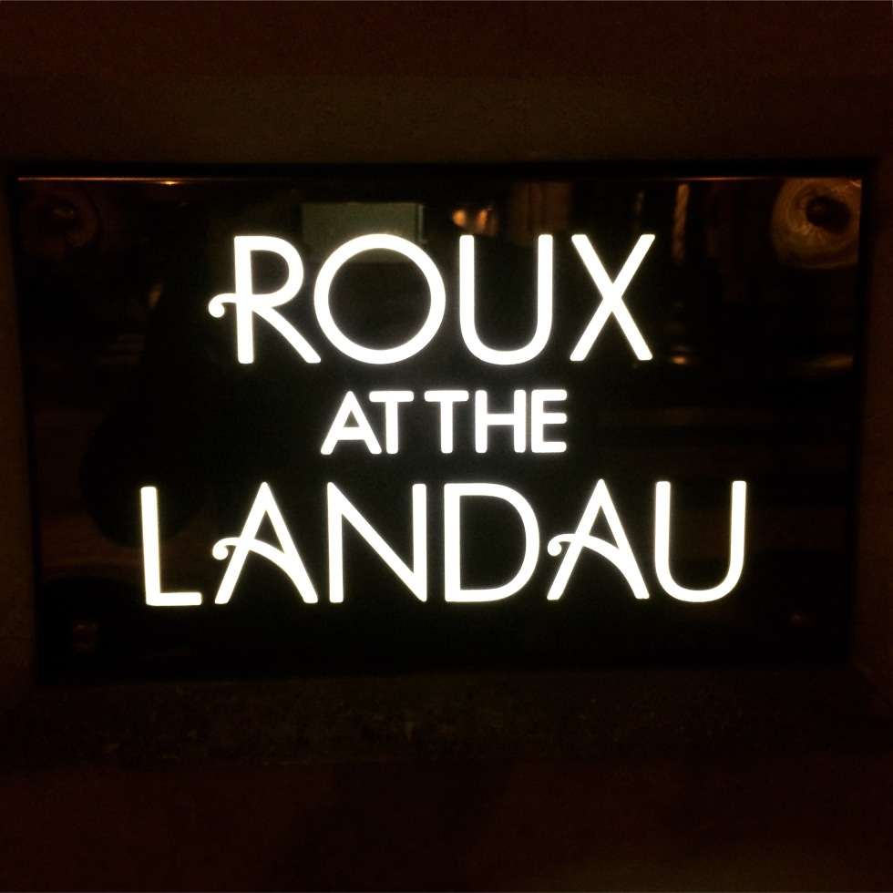 Roux at The Landau