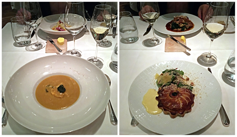 Food Roux at The Landau London Michel Roux Jr.