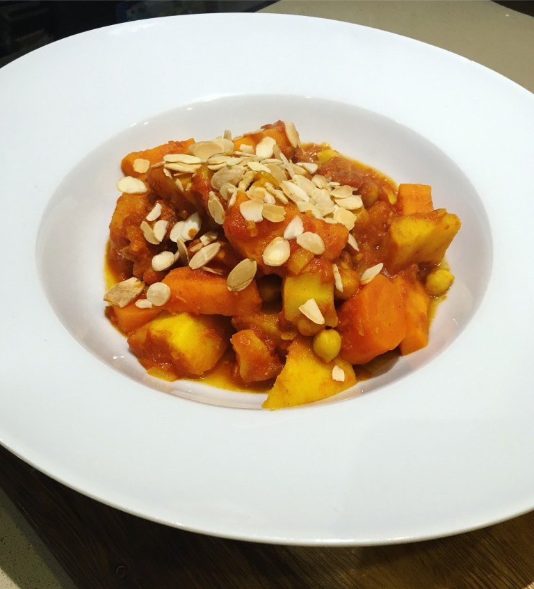 Vegan root vegetable and apricot tagine recipe The Jam Jar