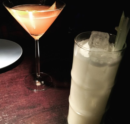 Hakkasan Hanway Place London Review Cocktails