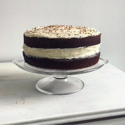Stout and ginger layer cake guinness cake guinness recipes celebration cake fathers day cake recipes baking vegan vegetarian food food blog The Jam Jar